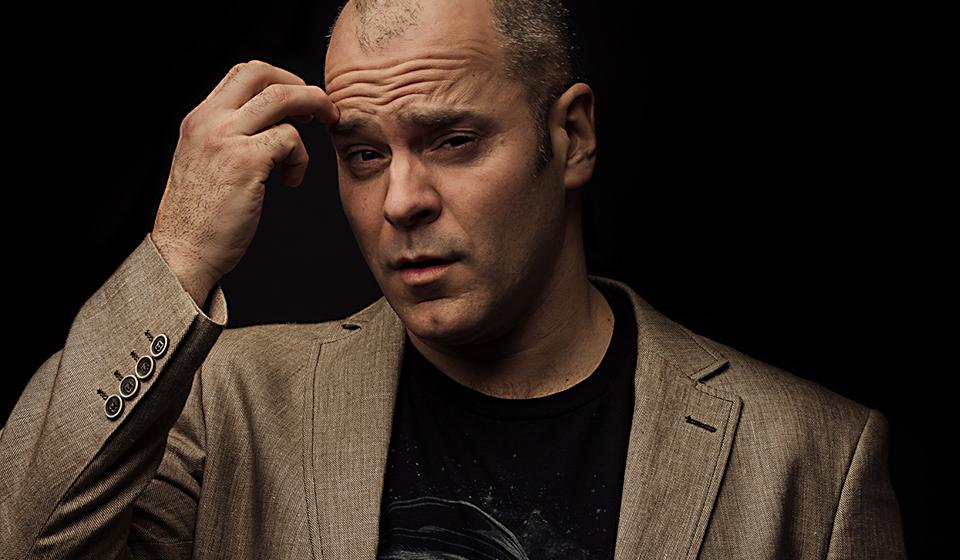 Daniel Grenier - Humoriste spectacle d'humour au Québec dans les festivals et galas, comédien et réalisateur - ComediHa!