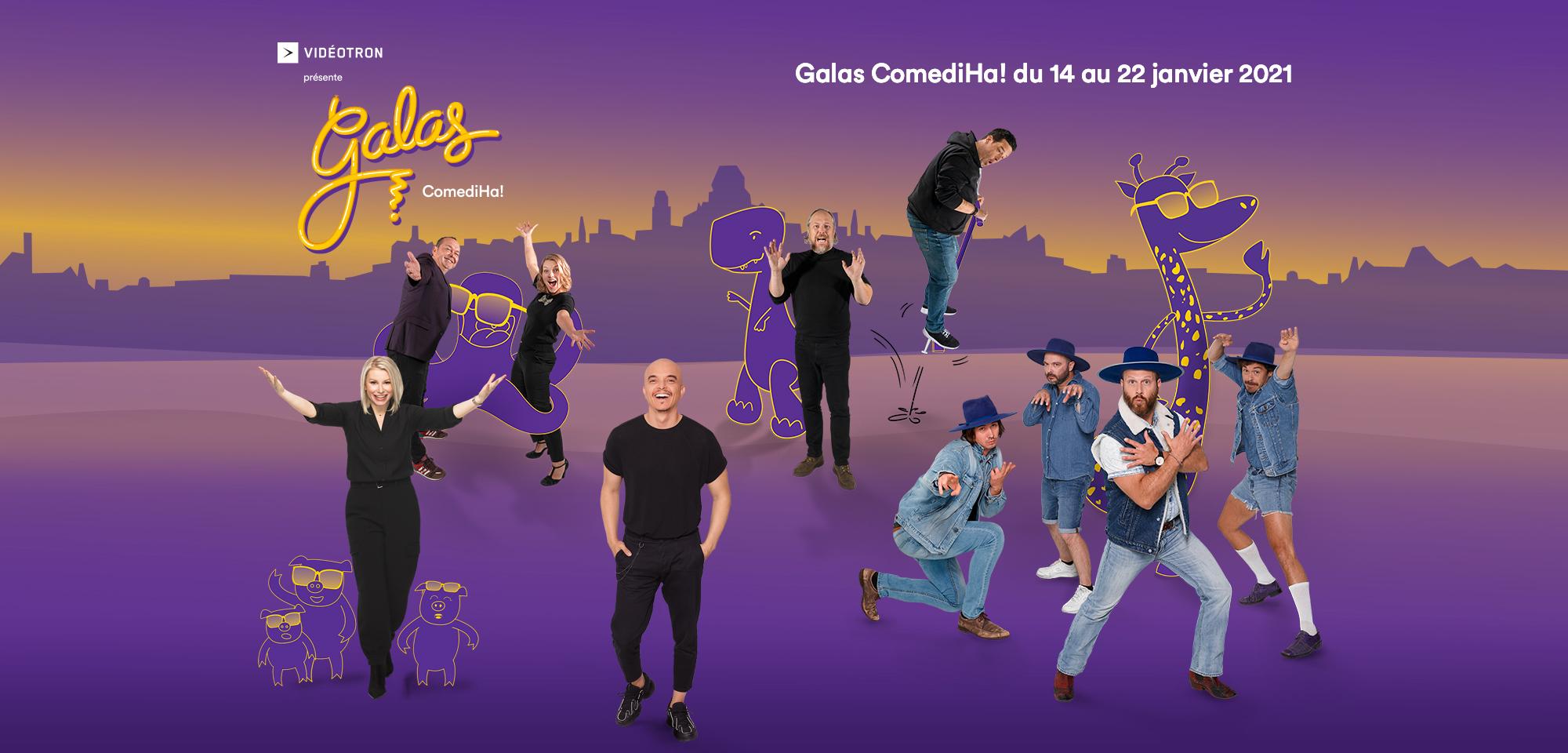 Galas ComediHa!