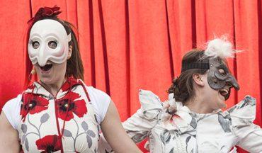 ComediHa-Dell-Arte - Humour de théâtre non-verbale et théâtrale avec comédien et humoriste