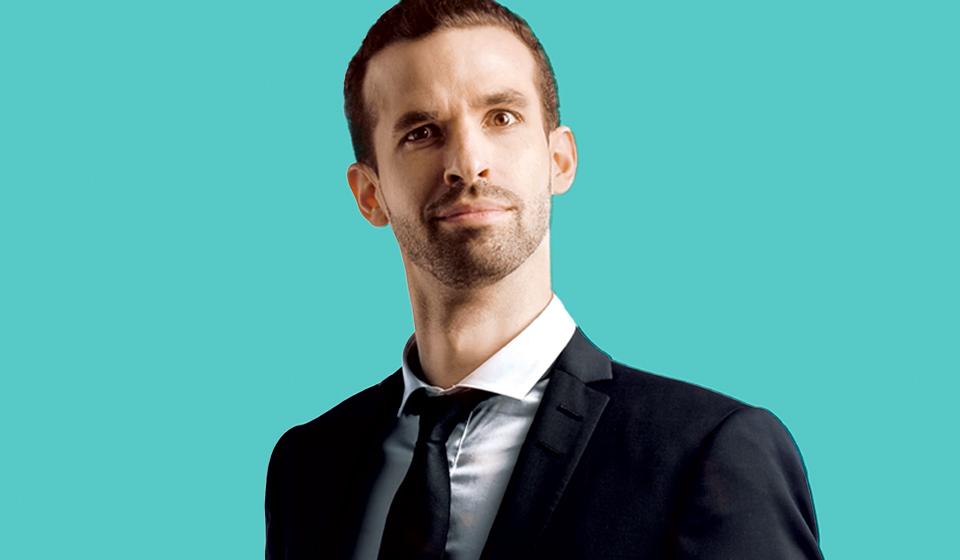 Olivier Martineau - Humoriste québécois - ComediHa!